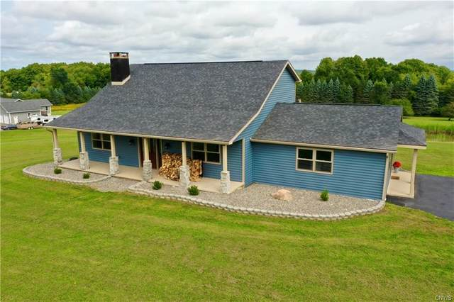 6628 Reeves Road, Elbridge, NY 13080 (MLS #S1294984) :: Lore Real Estate Services