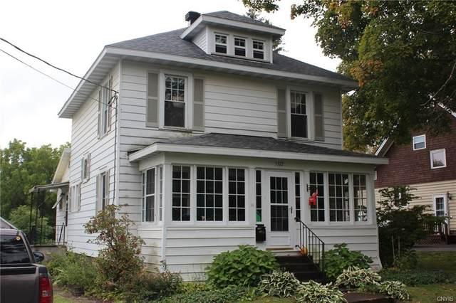 5372 Eugene Street, Lowville, NY 13367 (MLS #S1295007) :: TLC Real Estate LLC