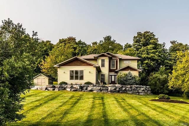3837 Charles Road, Cazenovia, NY 13035 (MLS #S1295039) :: BridgeView Real Estate Services