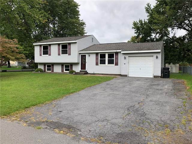 4265 Stepping Stone Lane, Clay, NY 13090 (MLS #S1295056) :: Robert PiazzaPalotto Sold Team