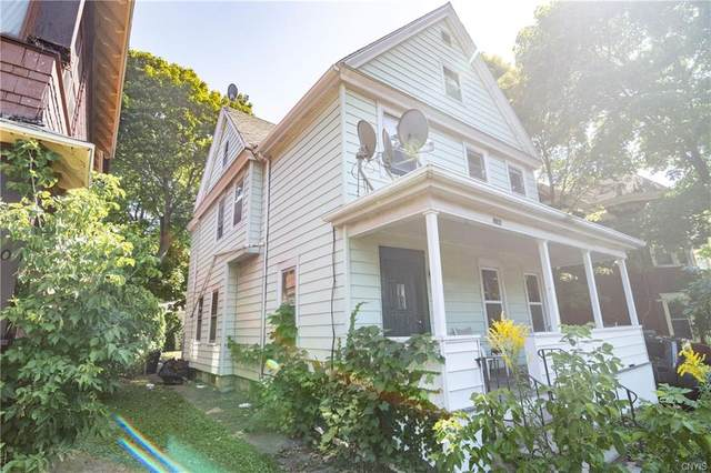 1106 Teall Avenue, Syracuse, NY 13206 (MLS #S1295083) :: Robert PiazzaPalotto Sold Team