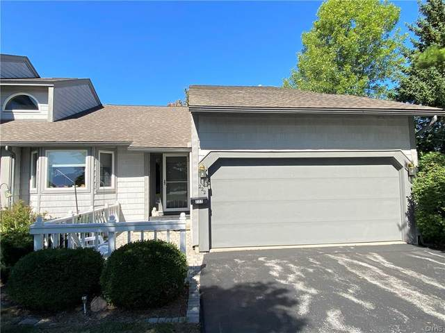 222 Summerhaven Drive S, Manlius, NY 13057 (MLS #S1295117) :: Robert PiazzaPalotto Sold Team