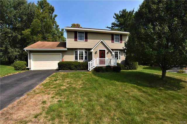 13 Balsam Circle, Whitestown, NY 13492 (MLS #S1295219) :: Robert PiazzaPalotto Sold Team