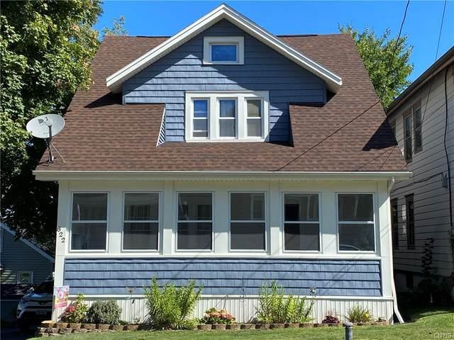 822 Darlington Road, Syracuse, NY 13208 (MLS #S1295281) :: Lore Real Estate Services