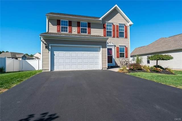 36 Cross Country Drive, Van Buren, NY 13027 (MLS #S1295329) :: Robert PiazzaPalotto Sold Team