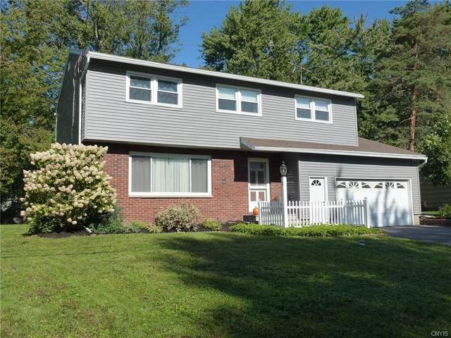 7535 Marble Drive, Clay, NY 13088 (MLS #S1295377) :: Robert PiazzaPalotto Sold Team