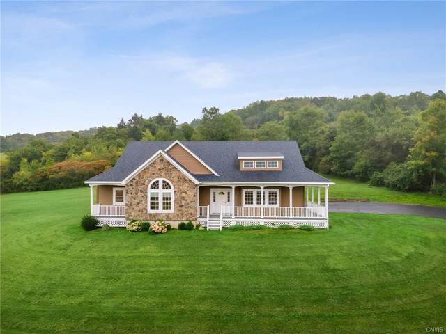 5612 E Lake Road, Madison, NY 13346 (MLS #S1295428) :: Robert PiazzaPalotto Sold Team