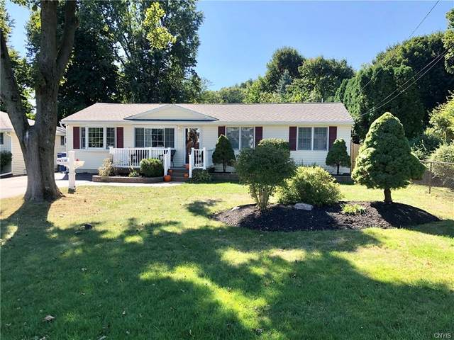 119 Rose Lane Terrace, Camillus, NY 13219 (MLS #S1295480) :: Lore Real Estate Services