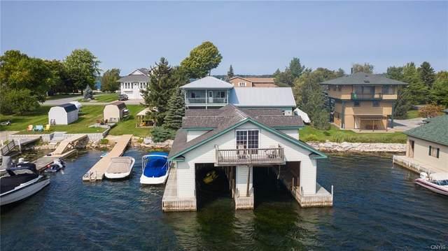 22 Washington, Clayton, NY 13624 (MLS #S1295573) :: Lore Real Estate Services
