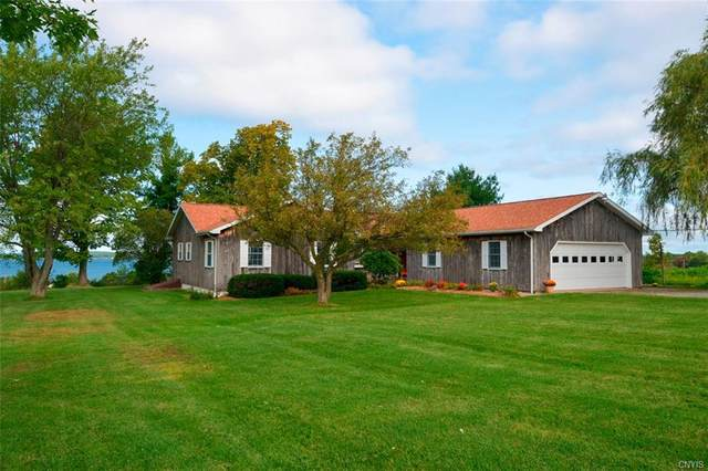 39633 Carrier Ridge Road, Clayton, NY 13624 (MLS #S1295584) :: Lore Real Estate Services