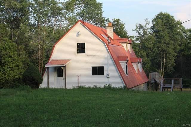 8642 Elpis Road, Vienna, NY 13042 (MLS #S1295621) :: TLC Real Estate LLC