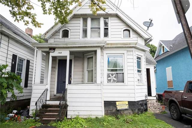 109 Knaul Street, Syracuse, NY 13203 (MLS #S1295738) :: Lore Real Estate Services