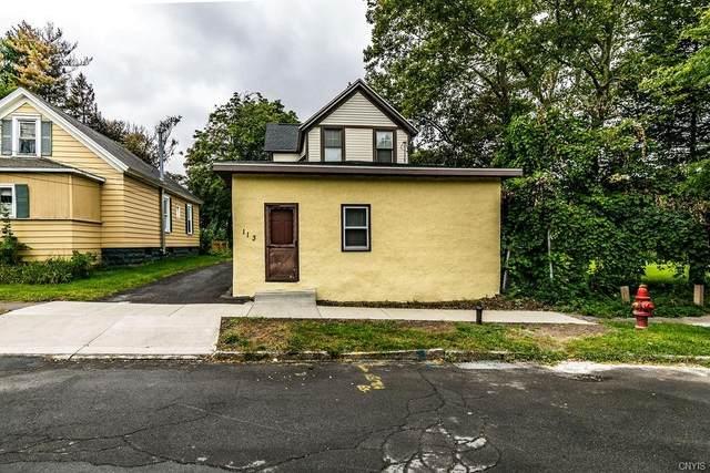 113 Merz Avenue, Syracuse, NY 13203 (MLS #S1295756) :: Lore Real Estate Services