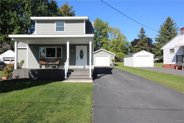 227 Eastern Boulevard, Watertown-City, NY 13601 (MLS #S1295759) :: Thousand Islands Realty