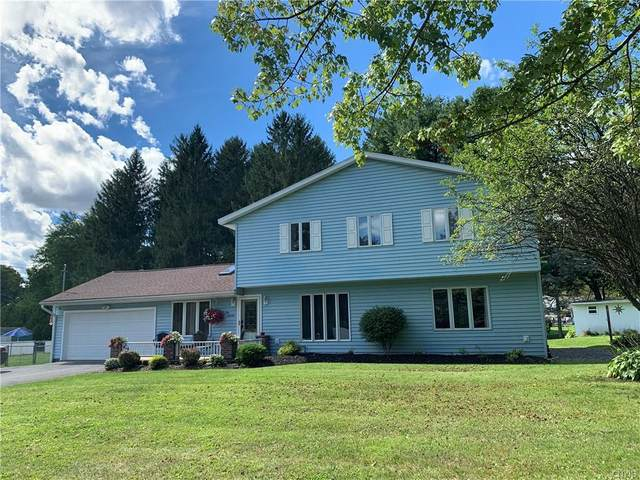 113 Wells Drive, Deerfield, NY 13502 (MLS #S1295908) :: Thousand Islands Realty