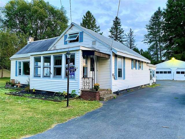 7676 Stone Road, Westmoreland, NY 13492 (MLS #S1295920) :: Thousand Islands Realty