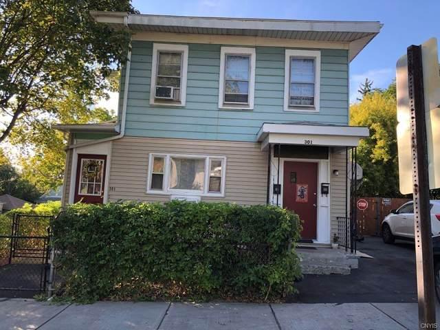 301 S Alvord Street, Syracuse, NY 13203 (MLS #S1295965) :: Thousand Islands Realty