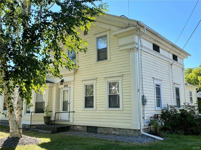 606 S Terry Road, Geddes, NY 13219 (MLS #S1295968) :: MyTown Realty