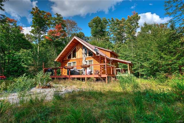 13562 Nys Route 28 E, Forestport, NY 13494 (MLS #S1295995) :: Thousand Islands Realty