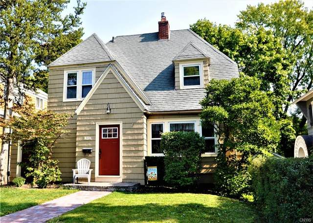 305 Crawford Ave, Syracuse, NY 13224 (MLS #S1296010) :: Robert PiazzaPalotto Sold Team