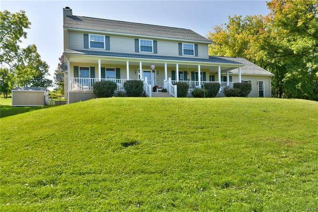 9310 Paris Hill Road, Paris, NY 13456 (MLS #S1296065) :: Thousand Islands Realty