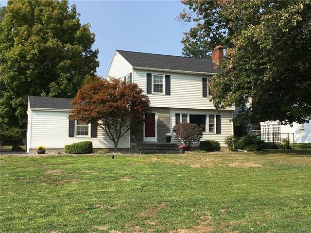 7509 Highland Drive, Lysander, NY 13027 (MLS #S1296066) :: Thousand Islands Realty