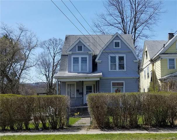 2722 Midland Avenue #24, Syracuse, NY 13205 (MLS #S1296104) :: Lore Real Estate Services