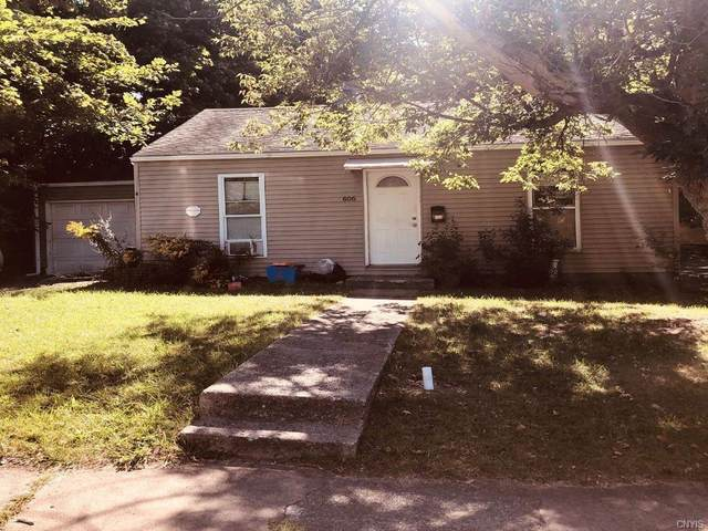 606 E Colvin Street, Syracuse, NY 13210 (MLS #S1296267) :: BridgeView Real Estate Services