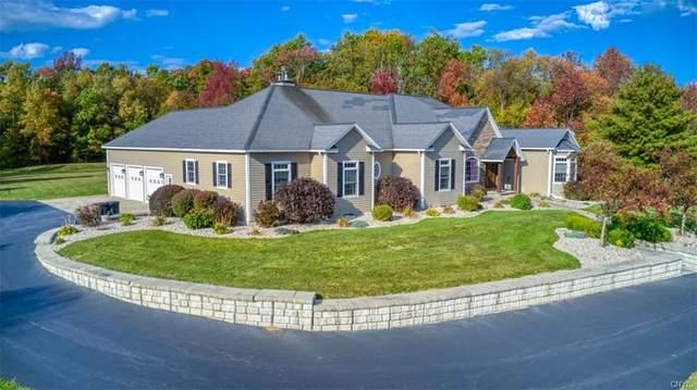 3500 Cobblestone Drive, Cazenovia, NY 13035 (MLS #S1296312) :: BridgeView Real Estate Services