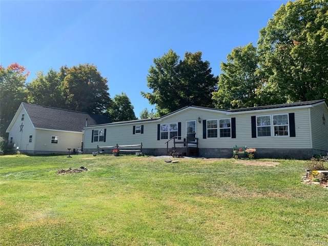 5214 Wilder Road, Ellisburg, NY 13605 (MLS #S1296407) :: BridgeView Real Estate Services