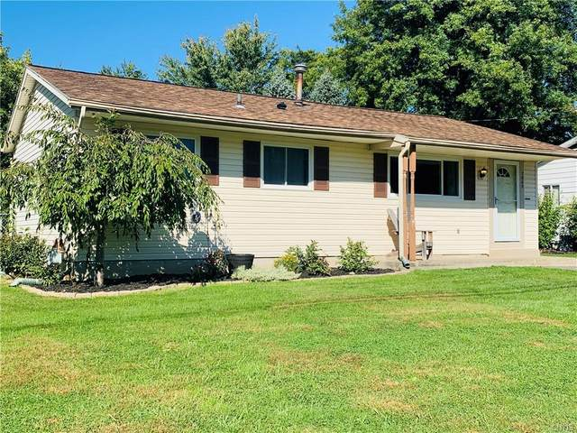 7863 Lancewood Drive, Clay, NY 13090 (MLS #S1296445) :: Lore Real Estate Services