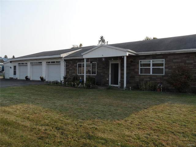 4250 Acme Road, Frankfort, NY 13340 (MLS #S1296541) :: BridgeView Real Estate Services