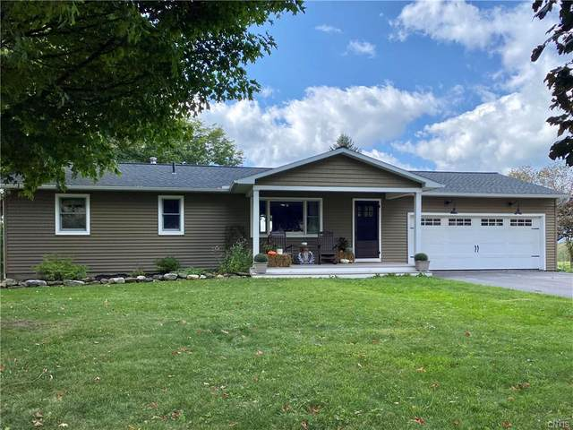 2615 Brennan Road, Pompey, NY 13084 (MLS #S1296621) :: Lore Real Estate Services