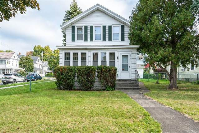1216 First North St & Turtle S, Syracuse, NY 13208 (MLS #S1296629) :: Thousand Islands Realty