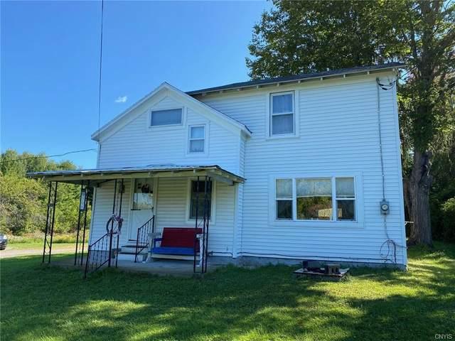506 Warren Road, German Flatts, NY 13407 (MLS #S1296650) :: MyTown Realty