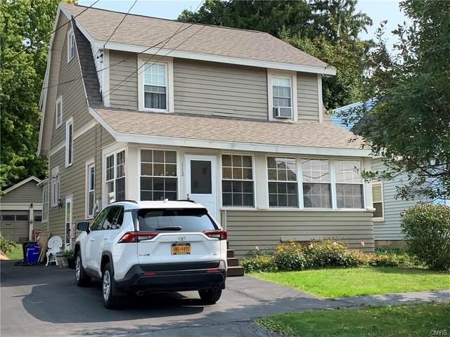 112 Eureka Street, Syracuse, NY 13204 (MLS #S1296927) :: Thousand Islands Realty