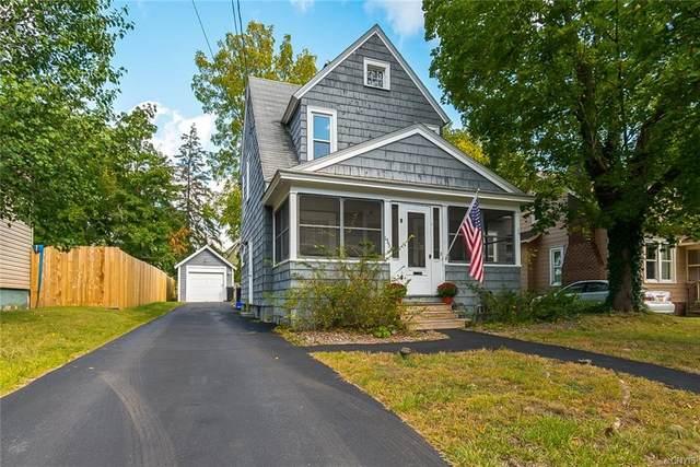 155 Searlwyn Road, Syracuse, NY 13205 (MLS #S1296944) :: Thousand Islands Realty