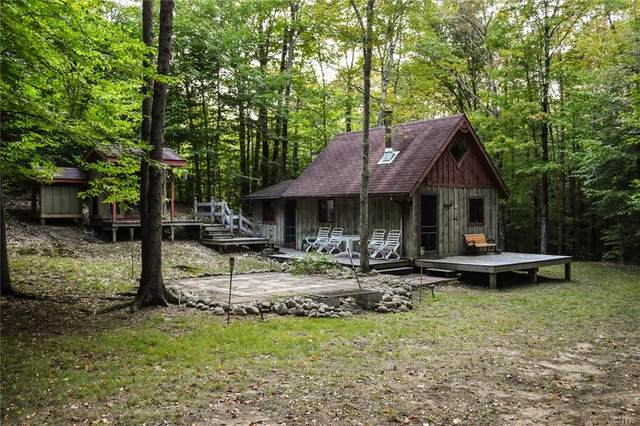 4007 Lone Pine Extension, Forestport, NY 13338 (MLS #S1297158) :: Thousand Islands Realty
