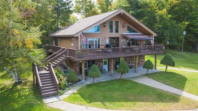 4617 Bach Lane, Cape Vincent, NY 13618 (MLS #S1297224) :: Thousand Islands Realty
