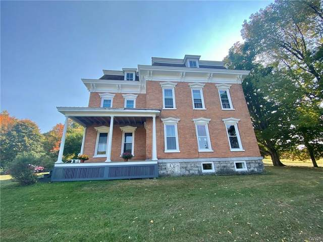 5634 Dresserville Road, Moravia, NY 13118 (MLS #S1297255) :: Lore Real Estate Services