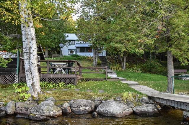 525 State Route 28, Inlet, NY 13360 (MLS #S1297319) :: Thousand Islands Realty