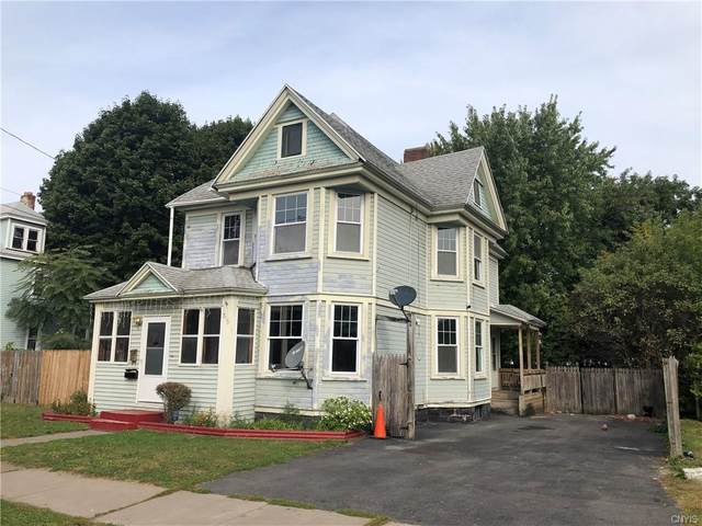 316 Rowland Street, Syracuse, NY 13204 (MLS #S1297576) :: Mary St.George | Keller Williams Gateway