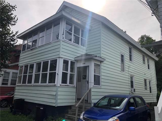 207 Hartson Street #9, Syracuse, NY 13204 (MLS #S1297586) :: Thousand Islands Realty