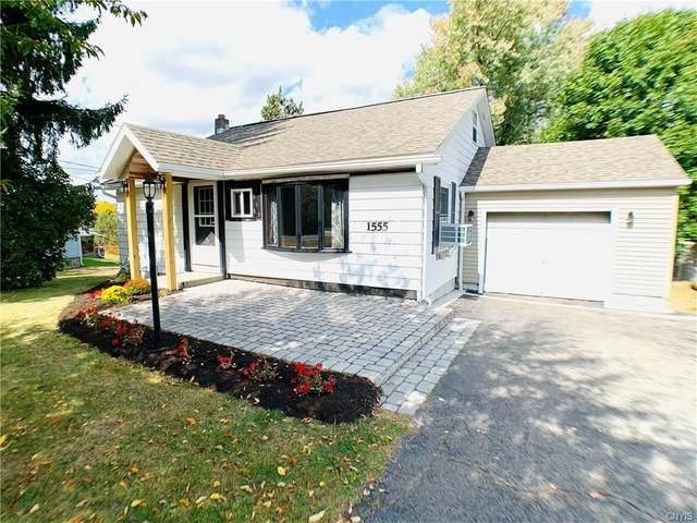1555 Saunders Road, Cortlandville, NY 13045 (MLS #S1297685) :: MyTown Realty