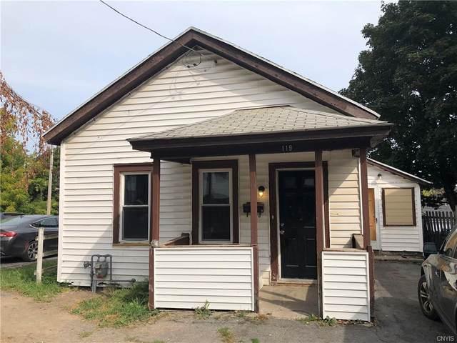 119 Nelson Street, Syracuse, NY 13204 (MLS #S1297728) :: Avant Realty