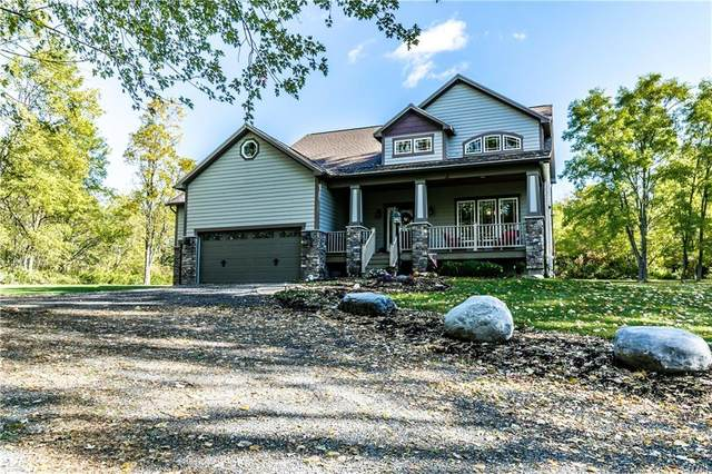 3204 State Route 91, Pompey, NY 13078 (MLS #S1297750) :: Thousand Islands Realty