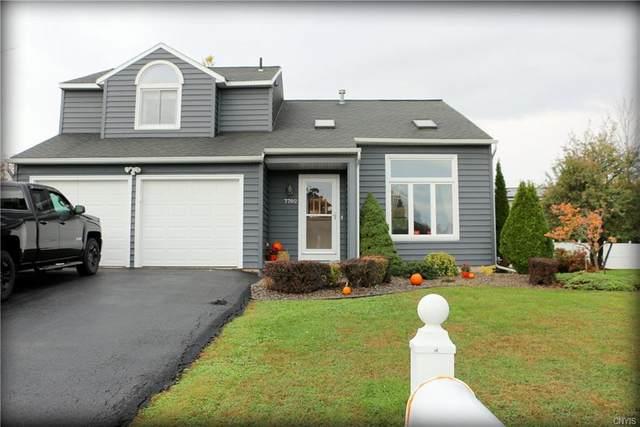 7702 Bainbridge Drive, Clay, NY 13090 (MLS #S1297813) :: MyTown Realty