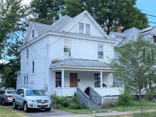 412 Rich Street, Syracuse, NY 13207 (MLS #S1297881) :: Mary St.George | Keller Williams Gateway