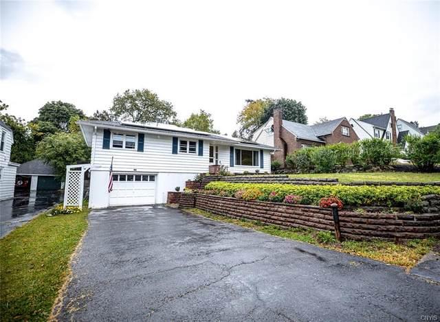 105 Harrington Road, Syracuse, NY 13224 (MLS #S1297902) :: BridgeView Real Estate Services