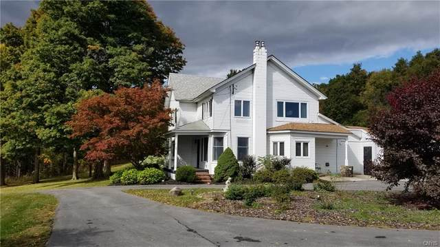 705 State Route 31, Elbridge, NY 13080 (MLS #S1298113) :: Thousand Islands Realty